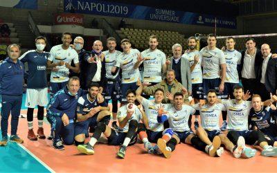 Alziamoci in piedi, questa squadra fa emozionare: 3-1 a Tuscania. E adesso il sogno play off per la Serie A2