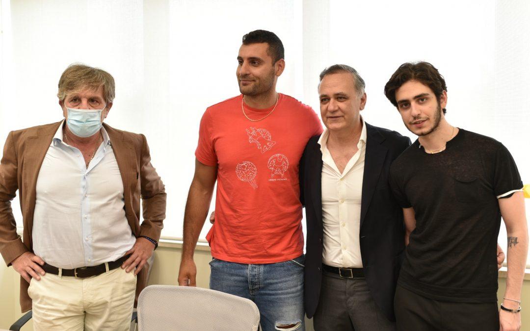 """Bomber Michele Morelli è l'opposto della Normanna Aversa Academy: """"Qui per conquistare la promozione in A2"""""""